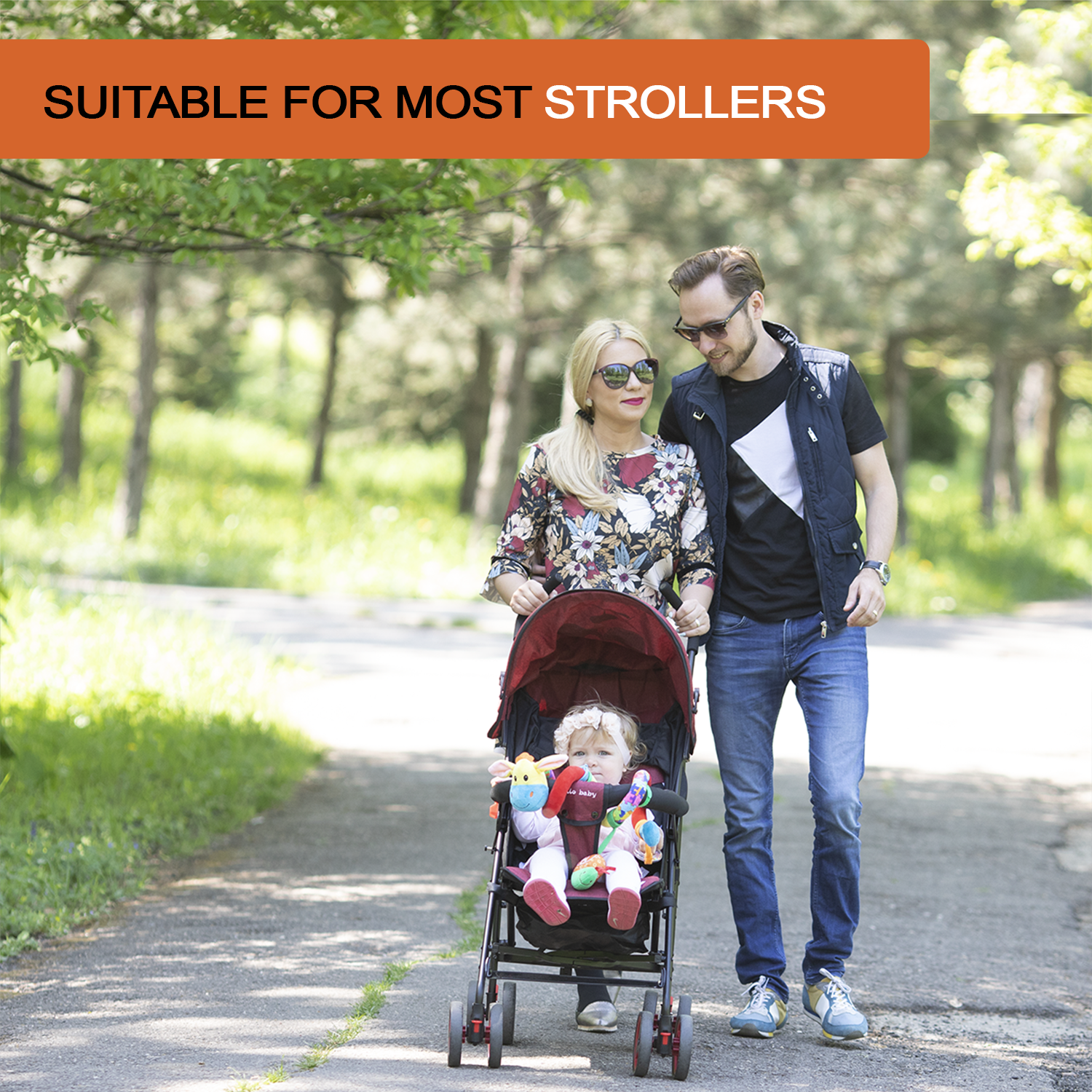 Try the McKardon Allinone stoller, car seat and crib toy