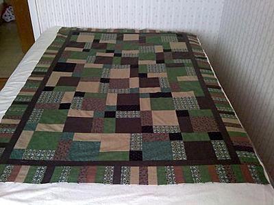 quilt patterns for men | Man Cave Quilts Masculine Quilt Patterns ... : quilting for men - Adamdwight.com