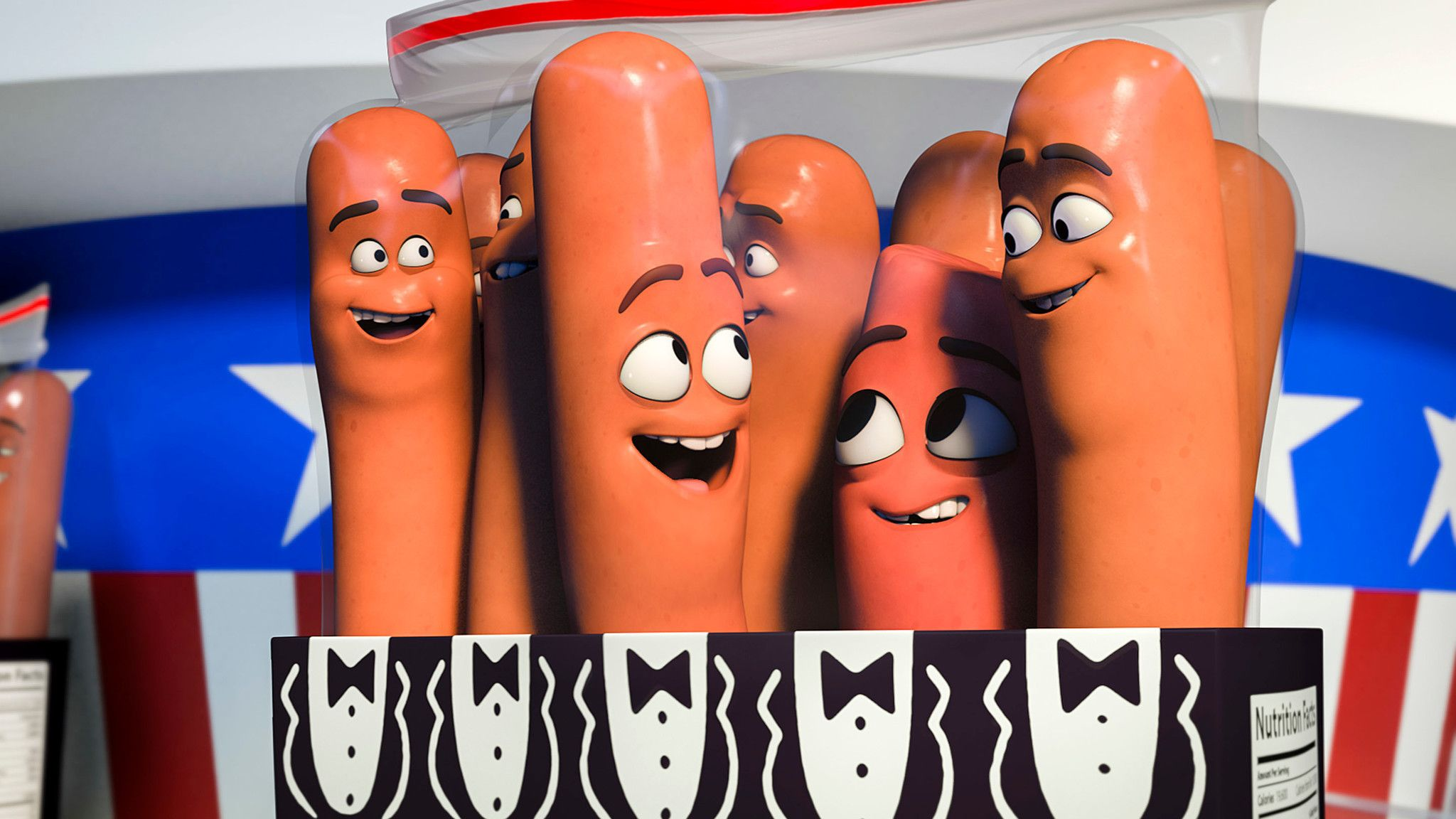 "#After ""#SAUSAGE #PARTY"", More R-Rated Animations To Get Green Light?"