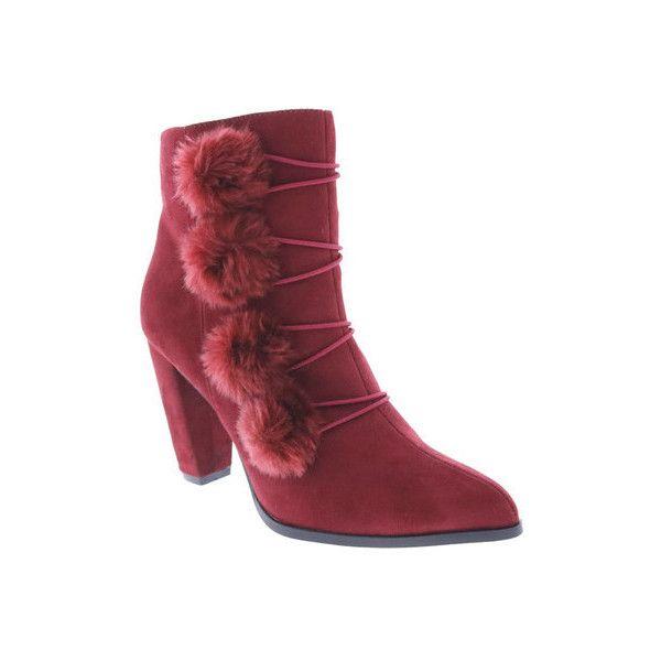 Penny Loves Kenny Adz Pointed Toe Pom Pom Boot (Women's) uKVnAwmB