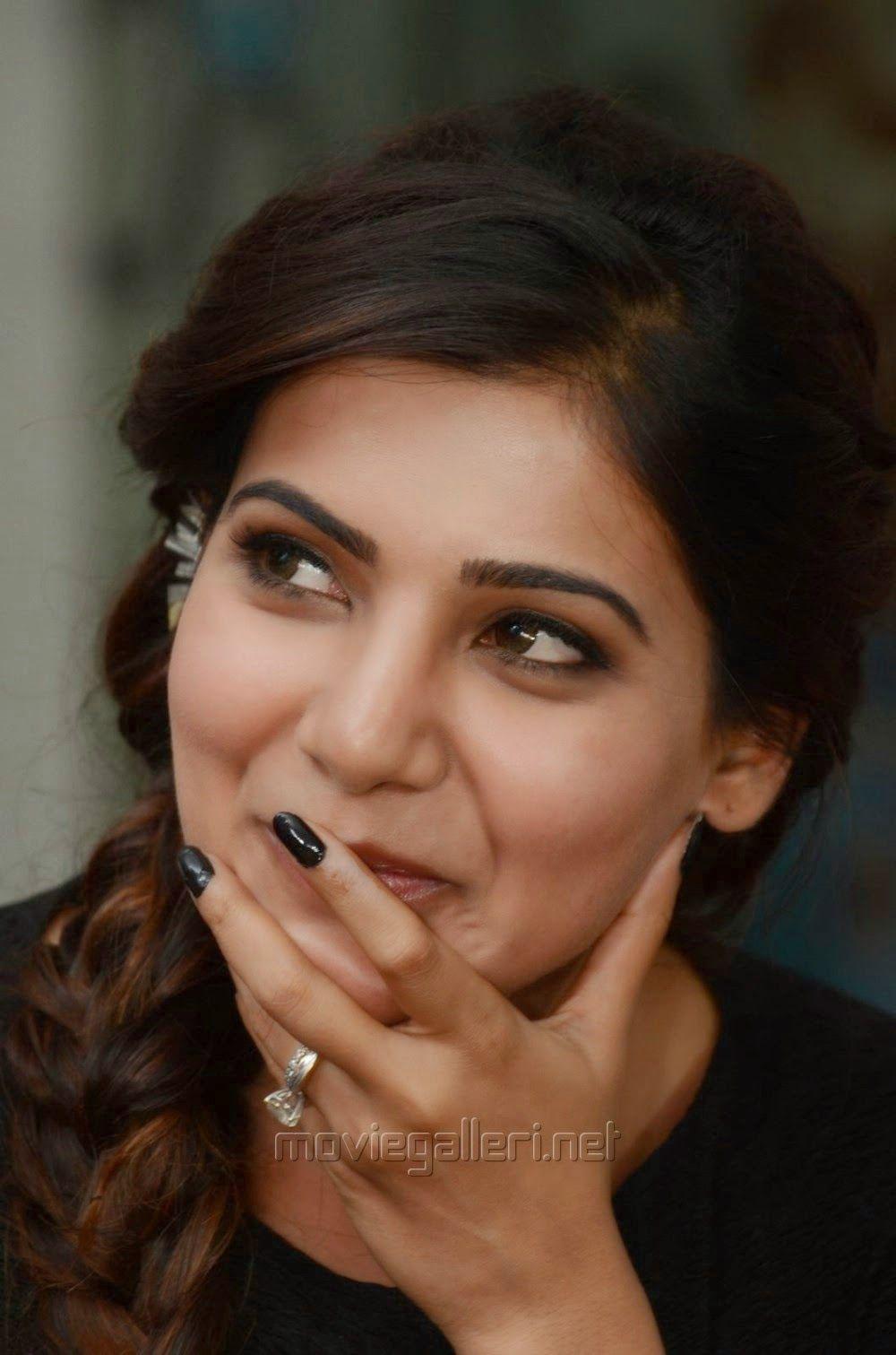 Great Actress Samantha Prabhu's blog: Samantha Ruth Prabhu interview about Alludu Seenu success photos