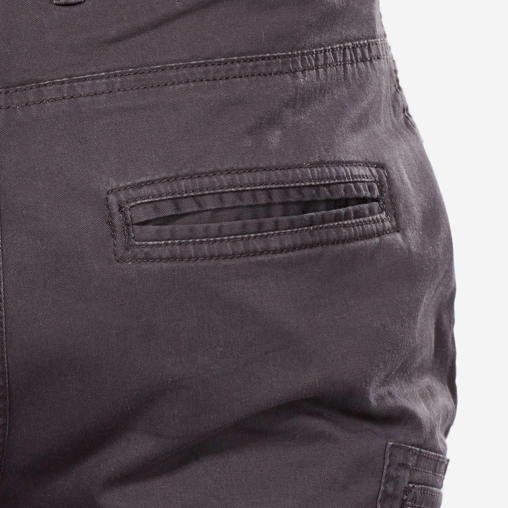 super pas cher se compare à Livraison gratuite dans le monde entier nouveau design Pantalón pitillo tipo cargo con cordón ajustable en la ...