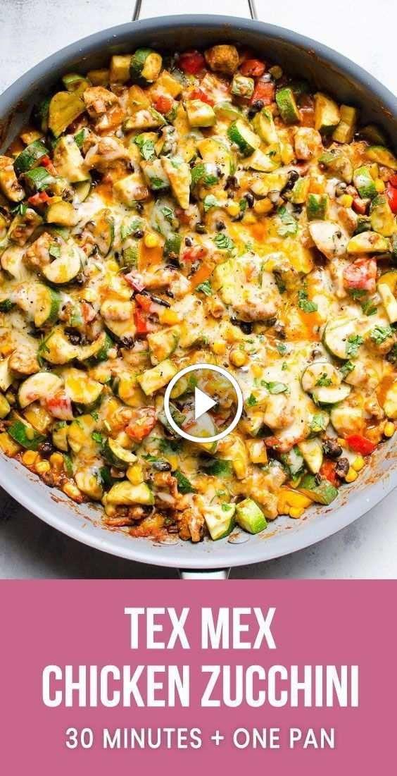 Cilantro-Lime Chicken with a Mango Avocado Salsa 4.9 ★★★★★ | Cilantro-Lime Chicken with a