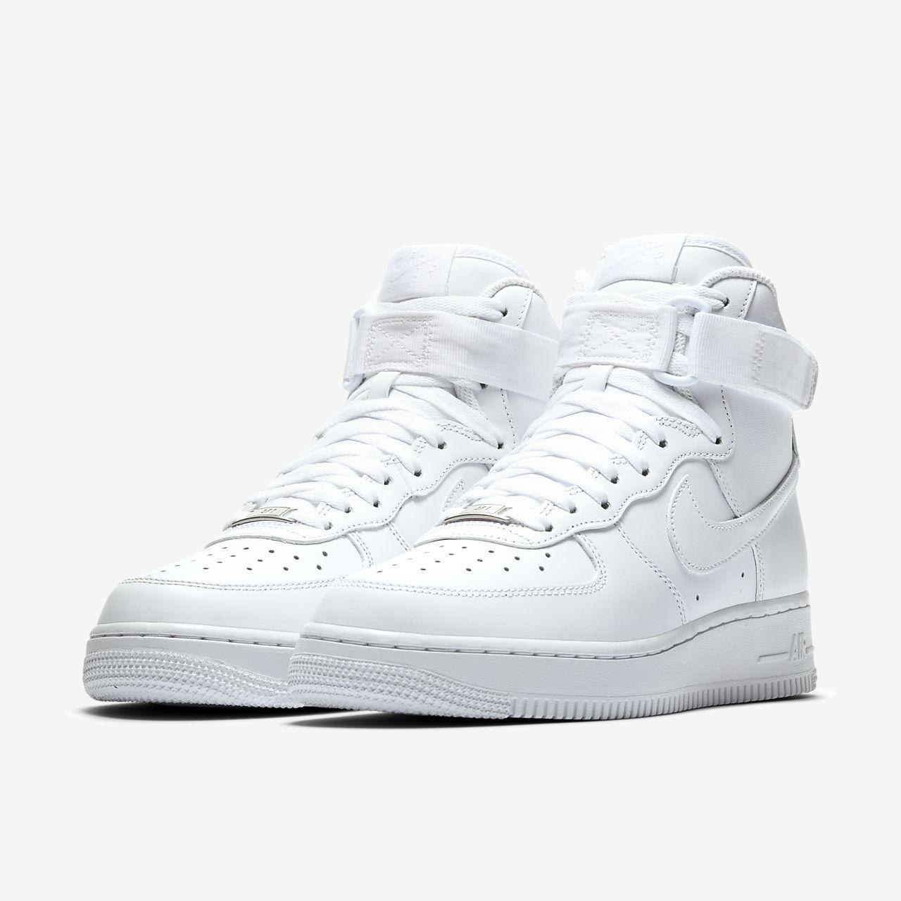 Nike Air Force 1 High 08 Le Women S Shoe Nike Air Force High Nike Air Force Nike Air