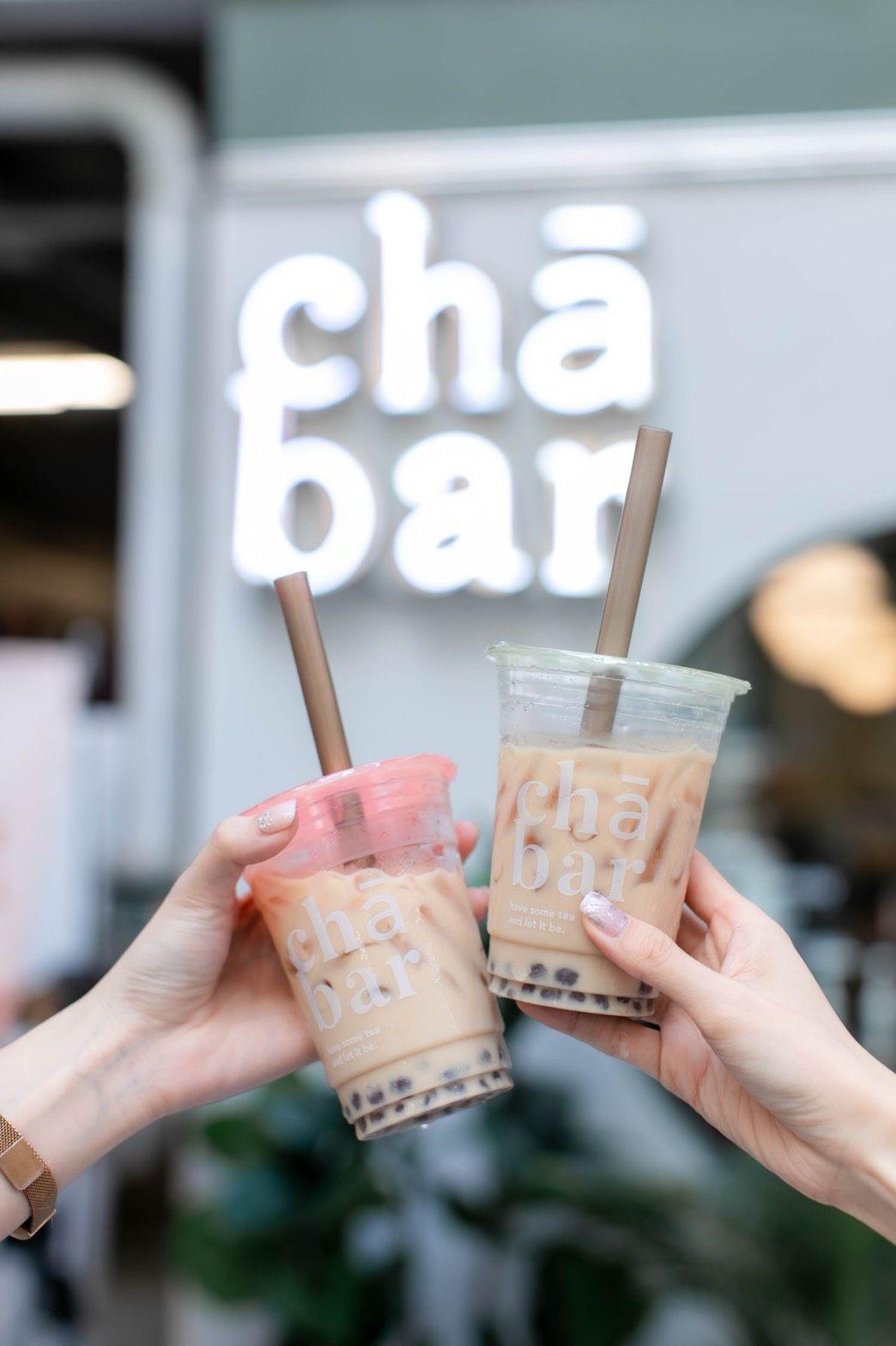 Bangkok bubble tea