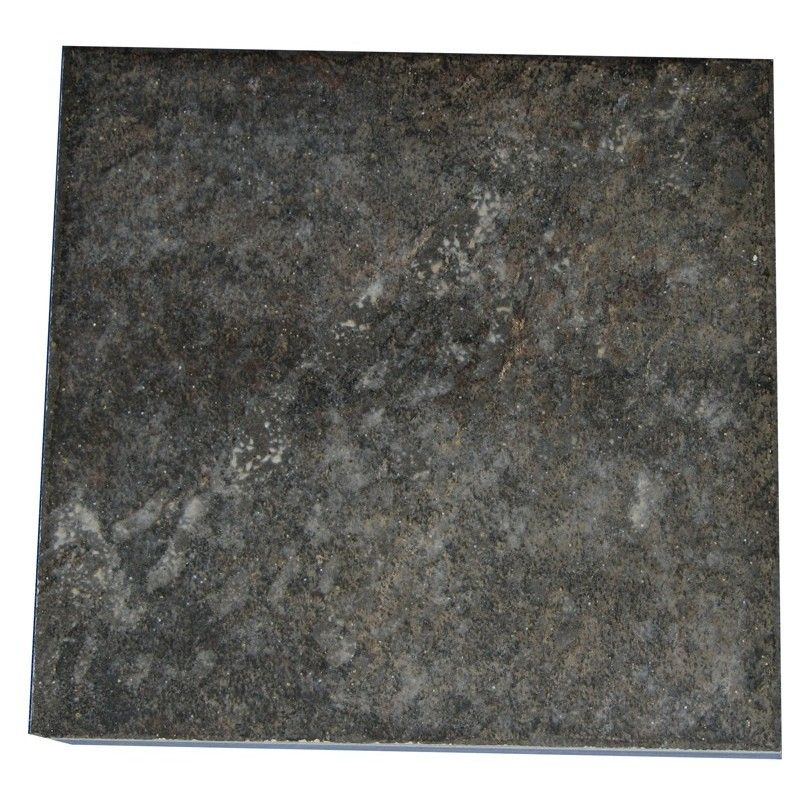 Riverstone Black 333 X 333 Riven Porcelain Tile   Bathroom U0026 Kitchen Floor  Tiles   Trade