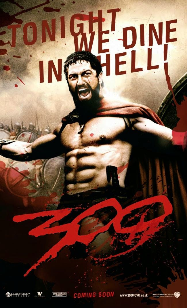 300 Full Movie >> Watch 300 Online Free Putlocker King Leonidas And A Force Of 300