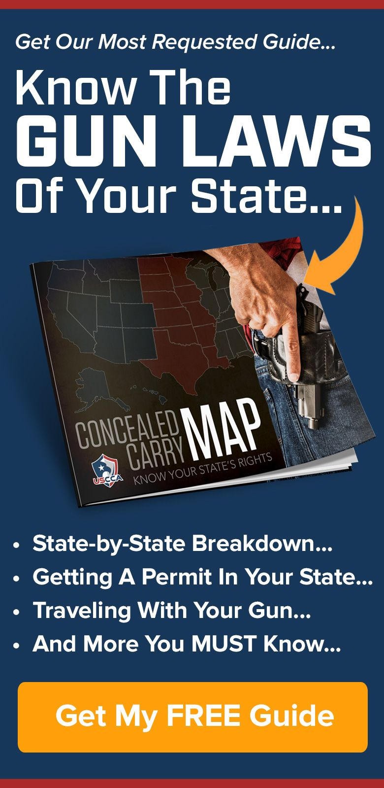 Traveling Know Concealed Carry Permit Info By State Uscca