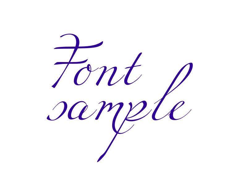 Cross stitch font pattern, hand embroidery alphabet, stitching ...