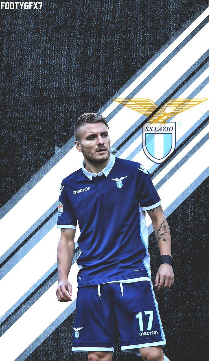 Camiseta Lazio CIRO IMMOBILE