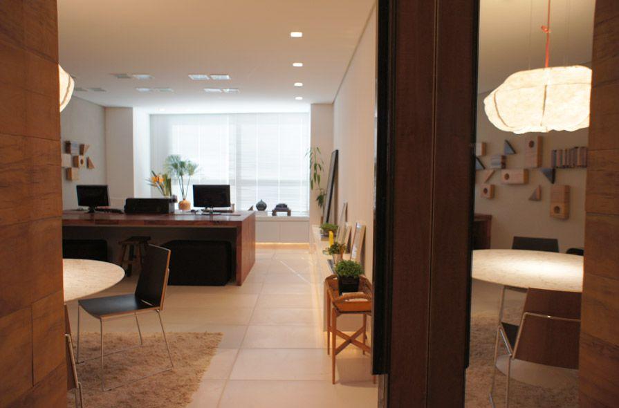 Escritório IE Arquitetura + Interiores, Londrina-PR