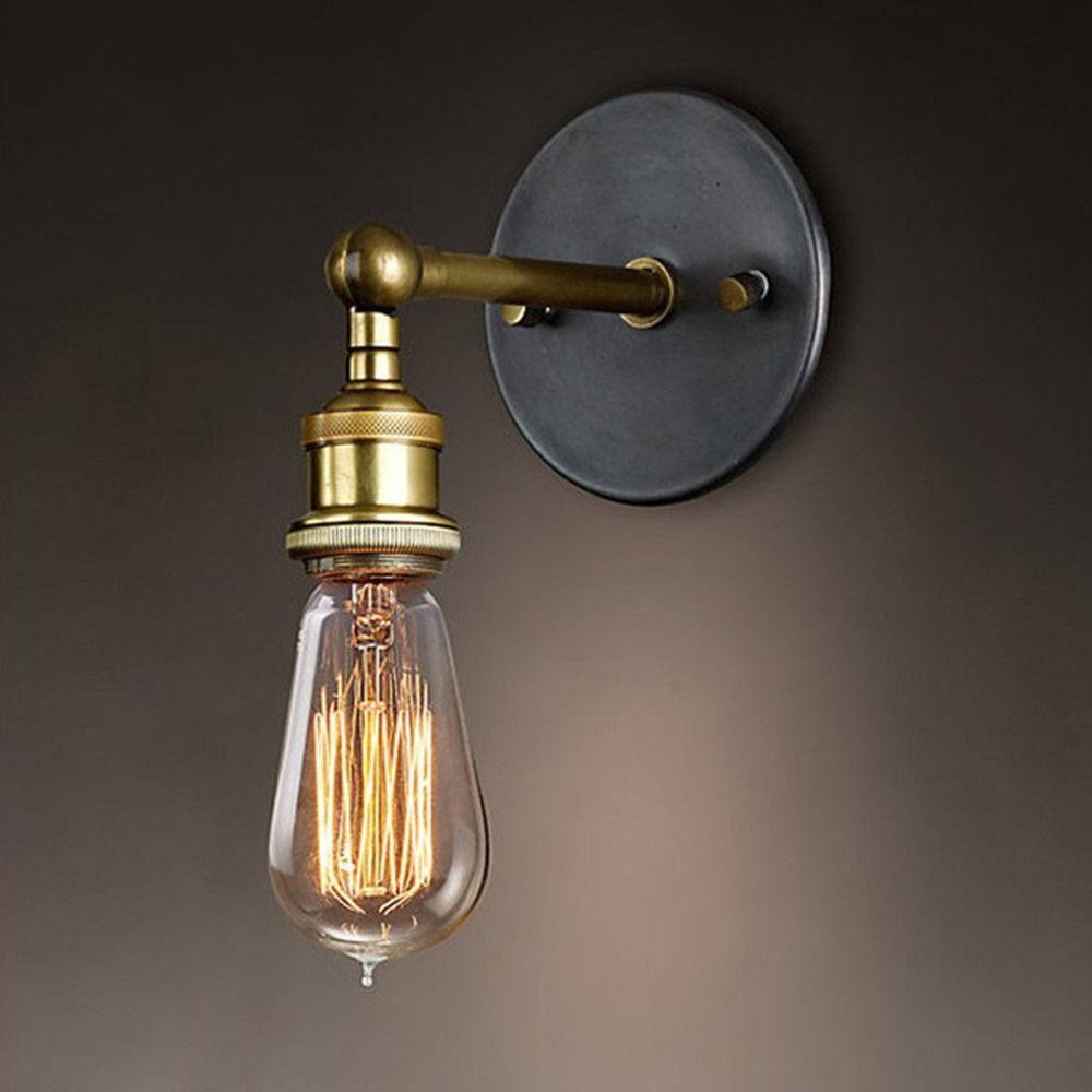 Wall sconces for sale metal walls industrial metal and cheap lamps cheap lamps ear buy quality lamp h1 directly from china lamp jar suppliers modern arubaitofo Images