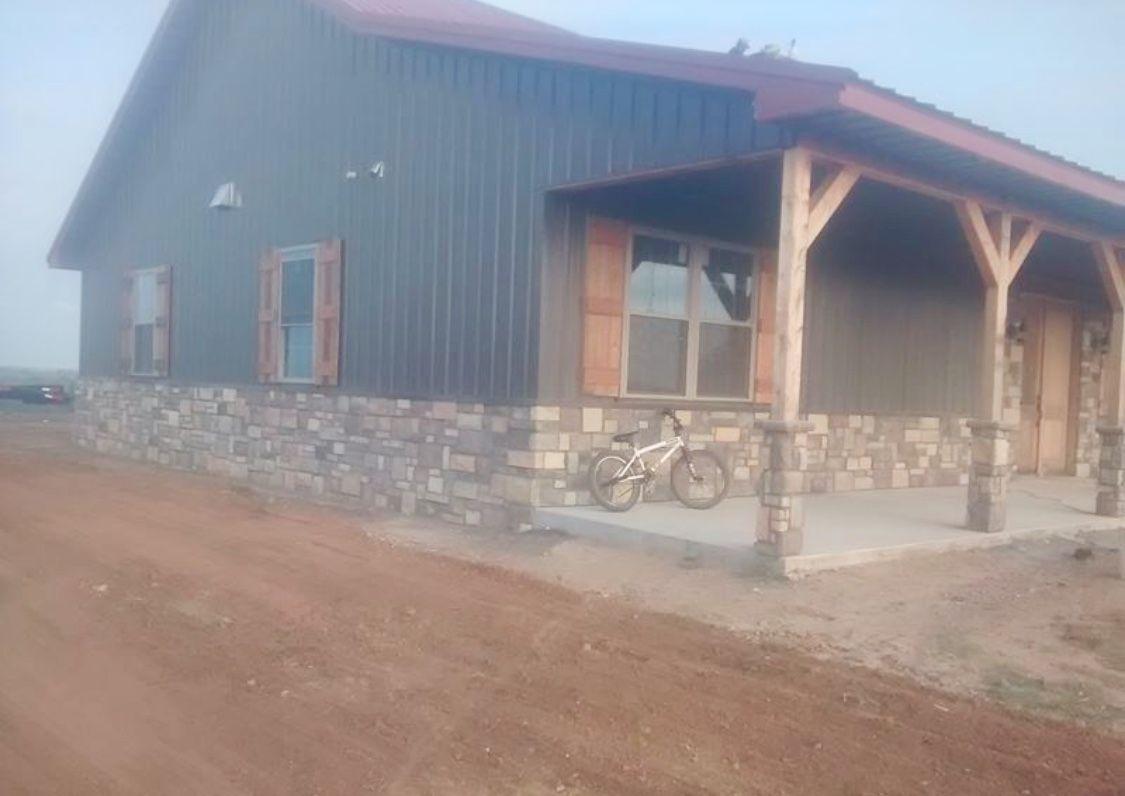 I Like The Rock Barn Style House Barn House Plans Building A House