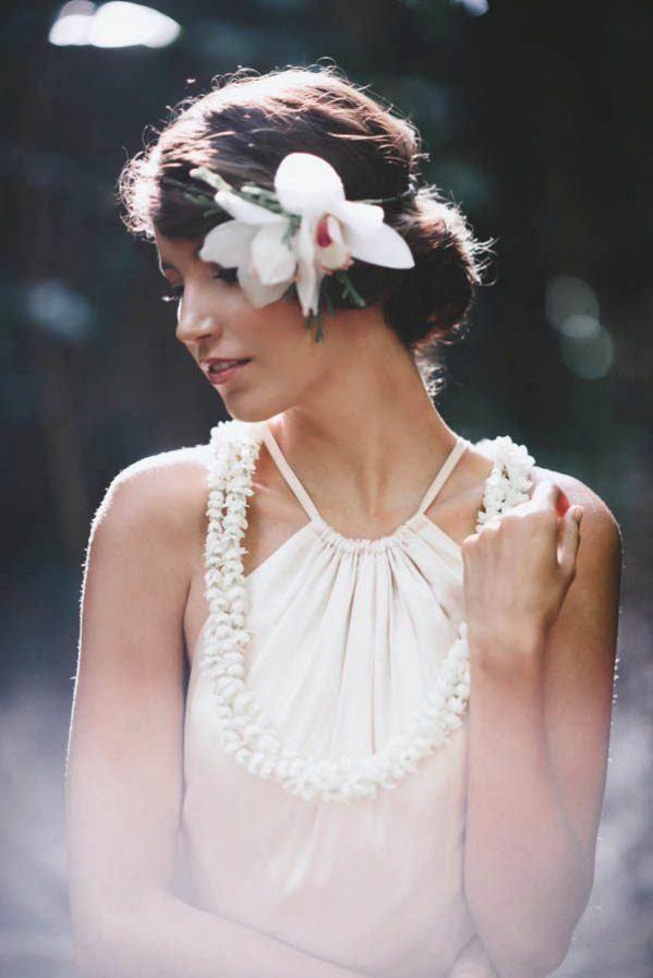 Tropical Wedding Makeup Ideas