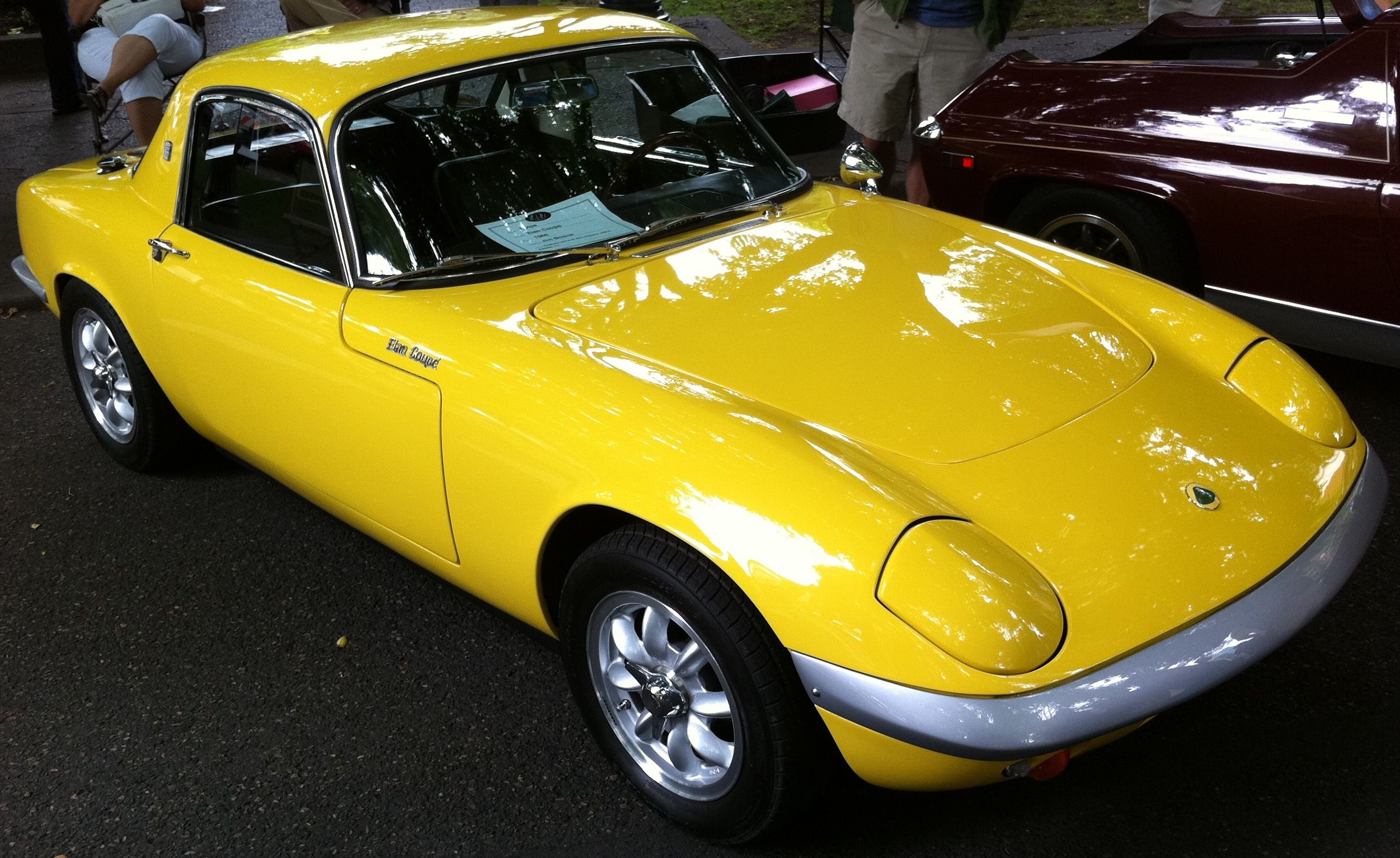 1966 Lotus Elan Coupe | Vintage Car Love | Pinterest | Lotus elan ...