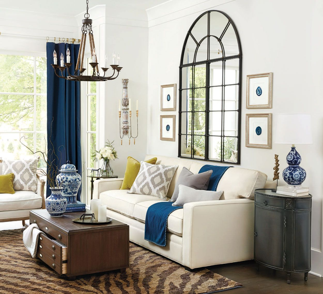 Living Rooms | Animal print rug, Chinoiserie and Living rooms
