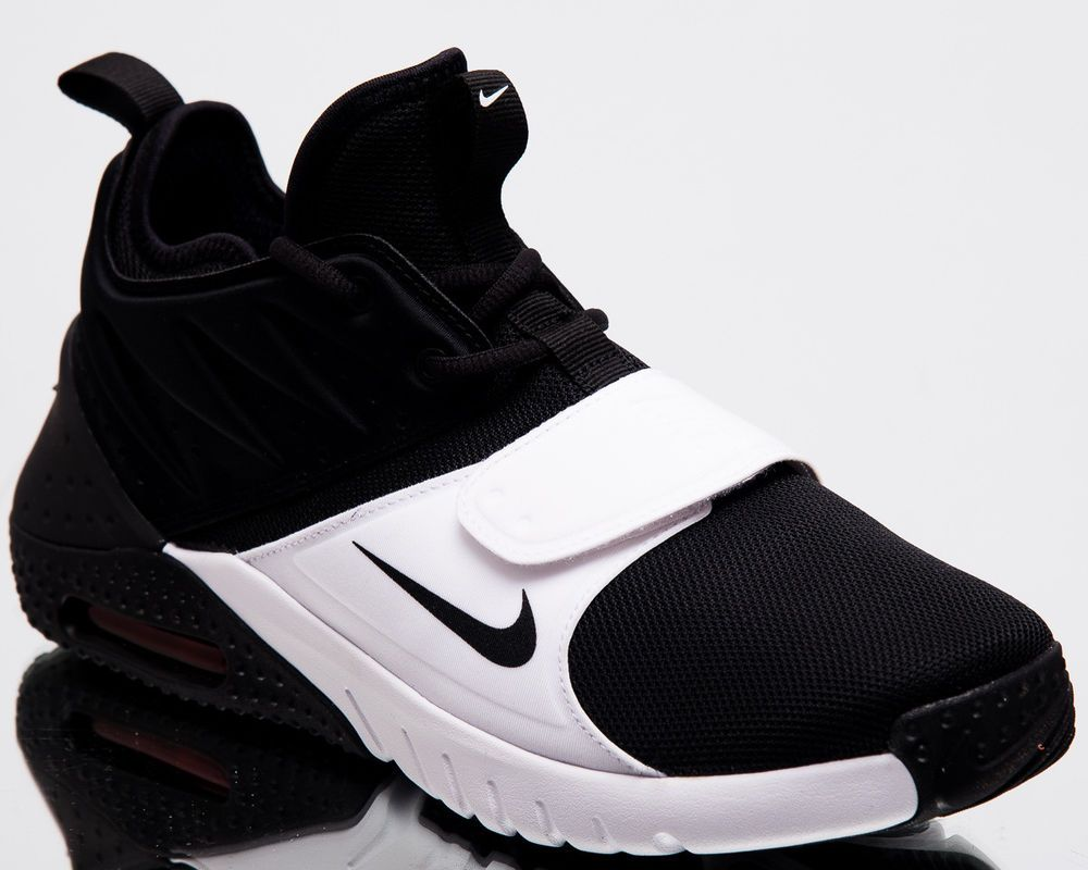 Details about Nike Air Max Trainer 1 Men New Training Shoes Black White Red  Blaze AO0835-002 fbfab3aef