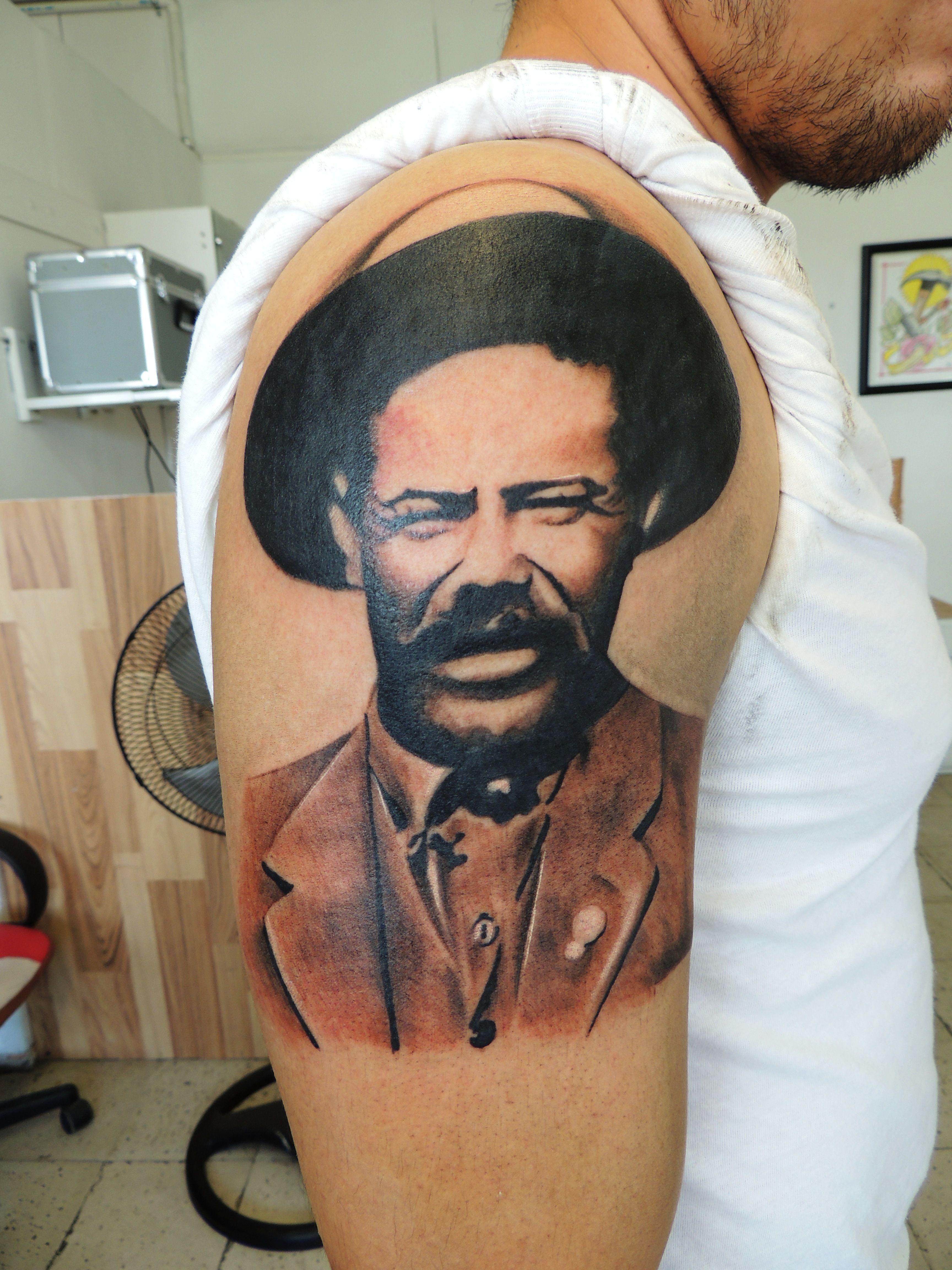 tattoo pancho villa tattoos pinterest pancho villa tattoo and tattos. Black Bedroom Furniture Sets. Home Design Ideas