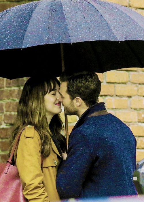 I've never wanted more, until I met you., latersmrsgrey:     Jamie and Dakota on Fifty...