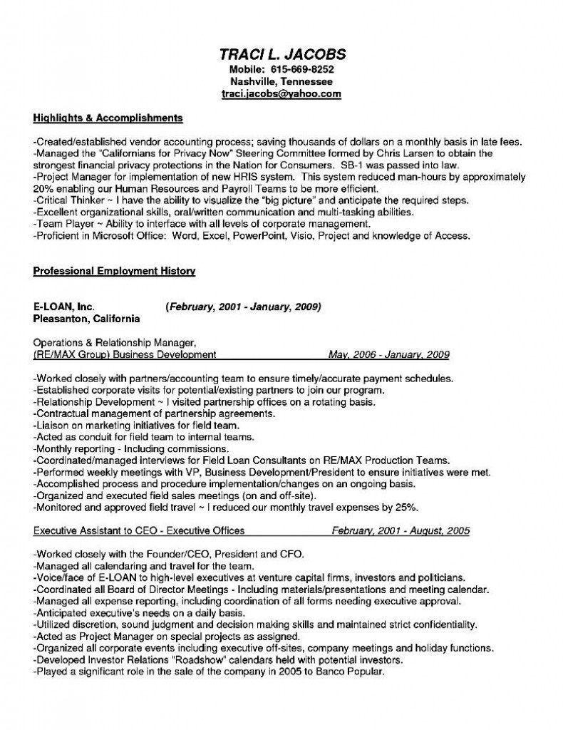 C Suite Resume examples, Resume templates, Professional