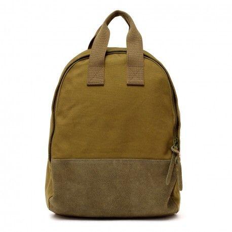 Buddy Tote Backpack Olive