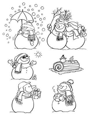 Art Mio Stempel Transparent Schneemann Amazon De Kuche Haushalt Weihnachten Zeichnung Weihnachtsmalvorlagen Lustige Schneemanner