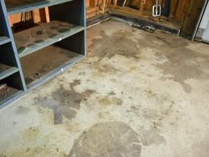 Using epoxy paint as your garage floor paint will help prevent stains and deterioration, and it will give your garage floor a tough finish for a showroom look.