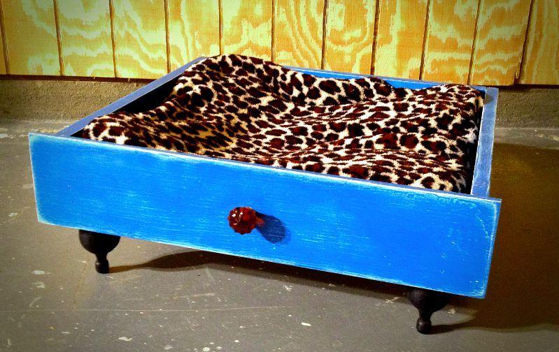Repurposed Dresser Drawer Dog Bed Stuff I Ve Made