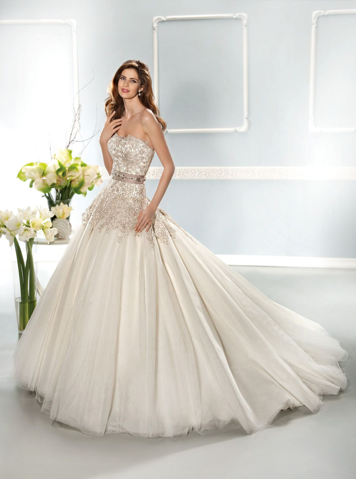 Contemporary Best Bridal Gowns 2014 Composition - Colorful Wedding ...