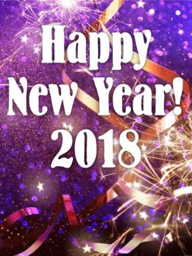 Happy New Year Greetings 2018, Inspirational Messages, Wishes U0026 Cards