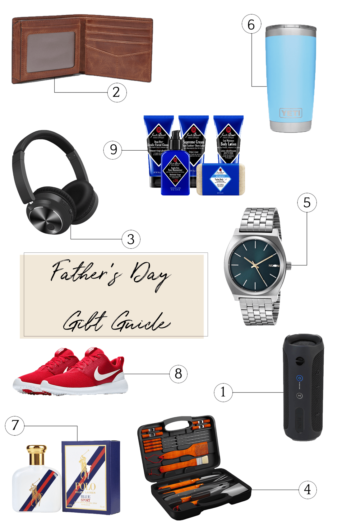 6191ec32 Father's Day Gift Guide 2018 | The Colors of Autumn Blog | Fathers ...