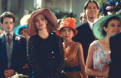 Style Redux Four Weddings And A Funeral W H Auden Wedding Gifts For Groom Breakup Movies Affordable Wedding Venues