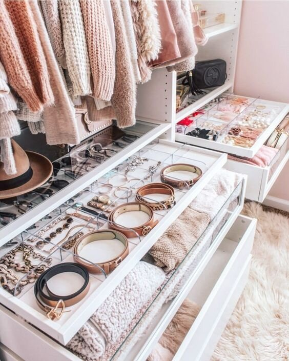 Mindful Glamour: A simple, yet effective closet cleansing ritual — ASHLINA KAPOSTA