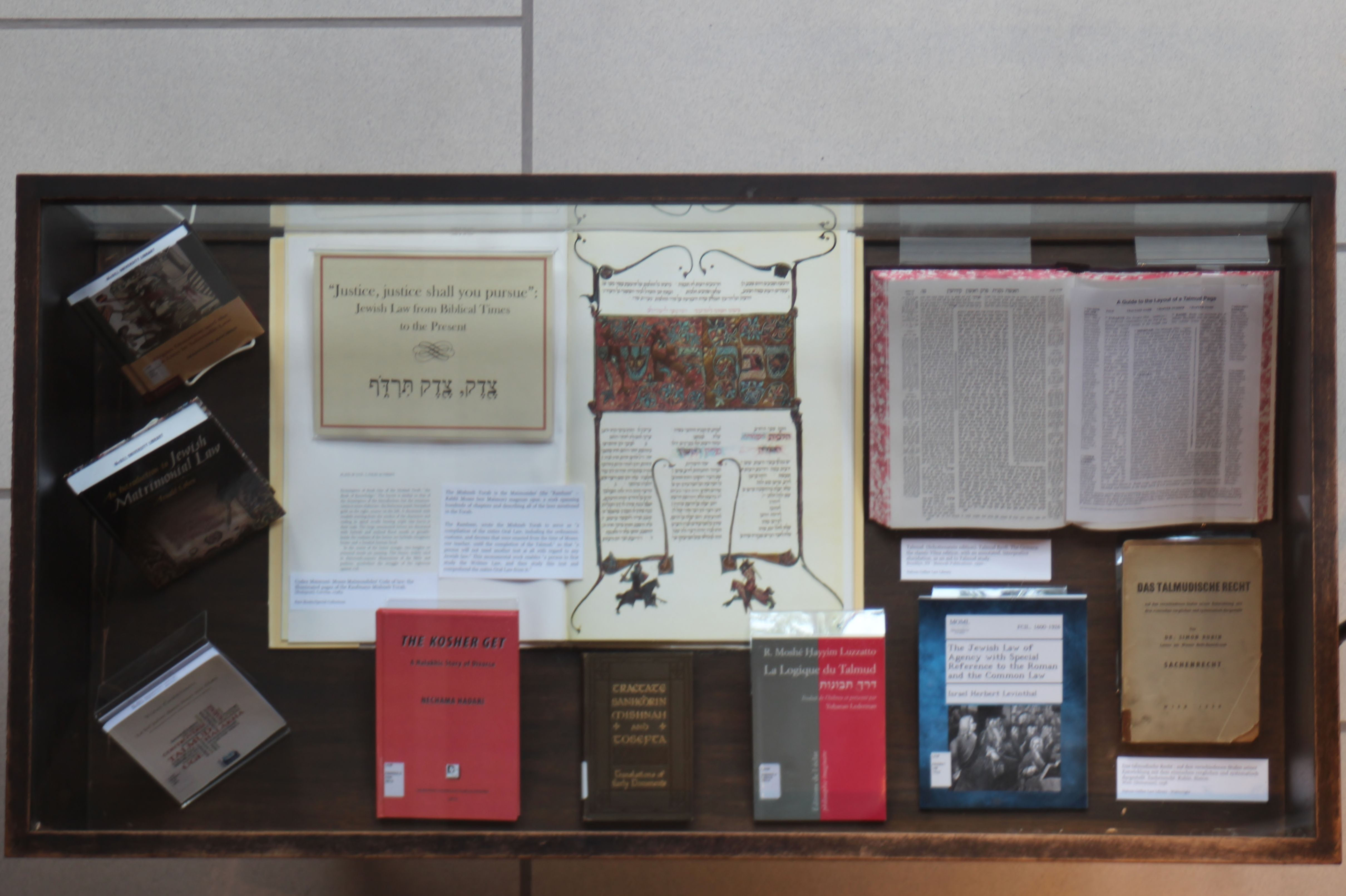 8 Exhibition Justice Justice Shall You Pursue Jewish Law From Biblical Times To The Present Ideas Biblical Blog Legal Exhibition