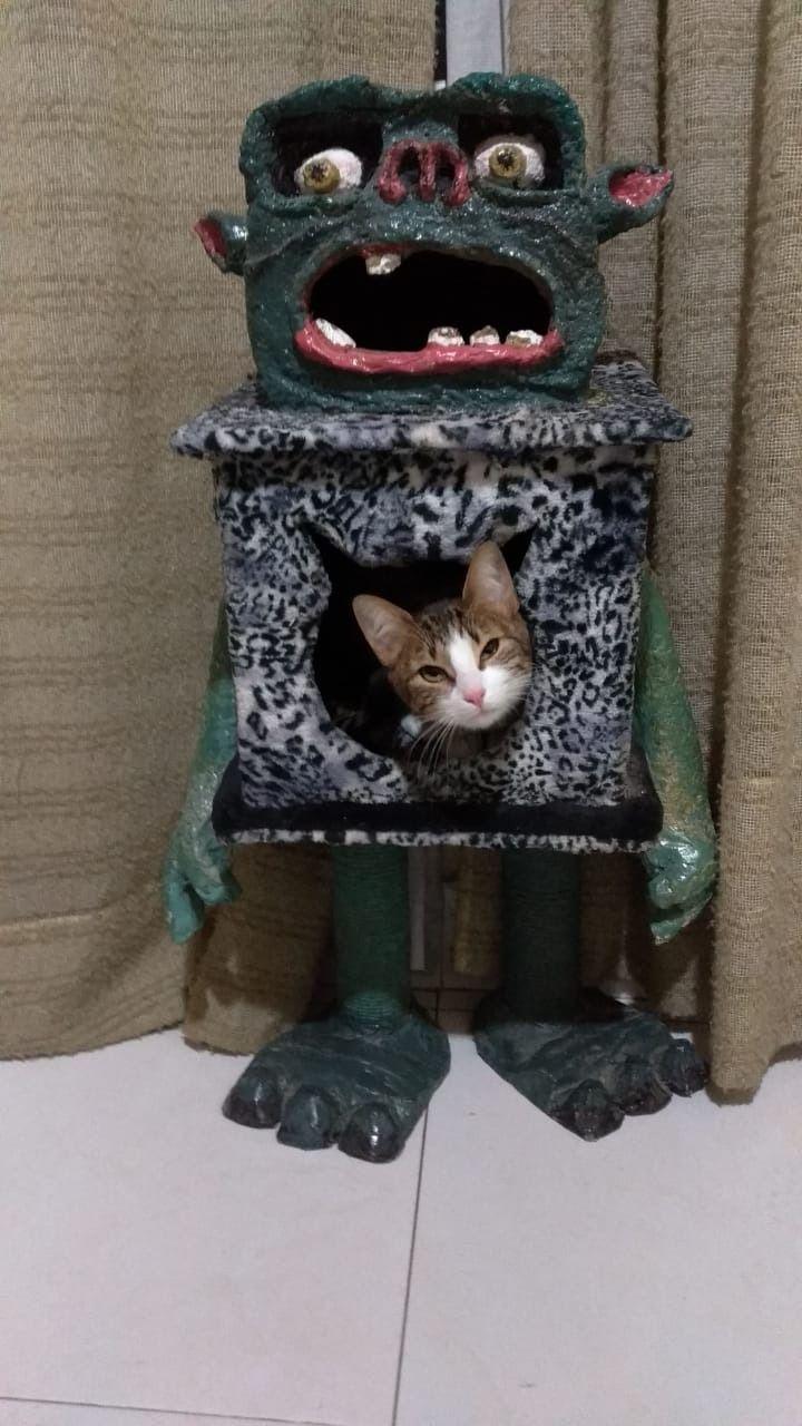30 * 40 para Cuidado de Garras para Comida y Mascotas Tabla de rascar para Gatos Random Color sisal TOHHOT Gato