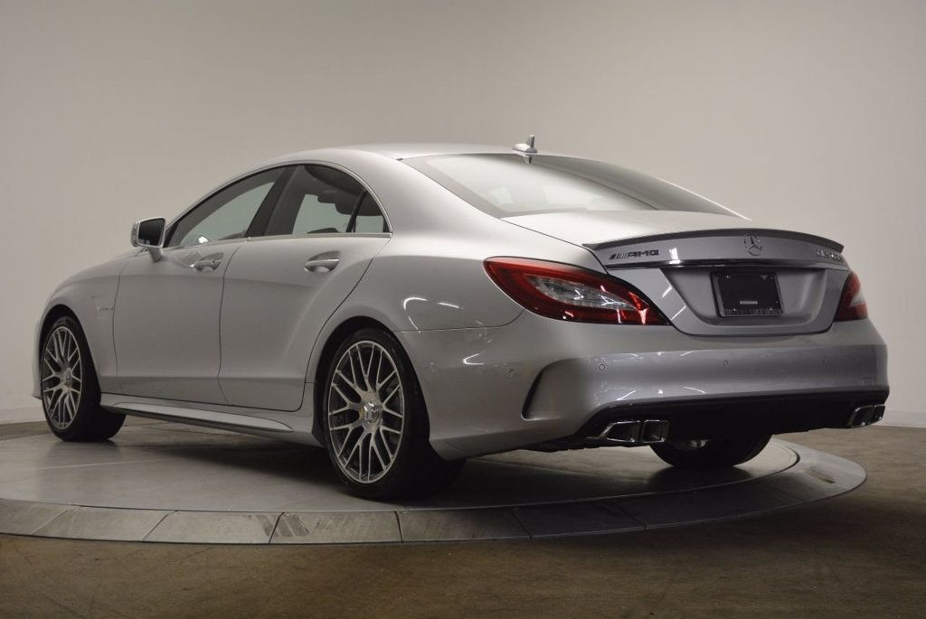 2018 Mercedes Benz Amg Cls 63 Pict Above About 2018 Mercedes Benz