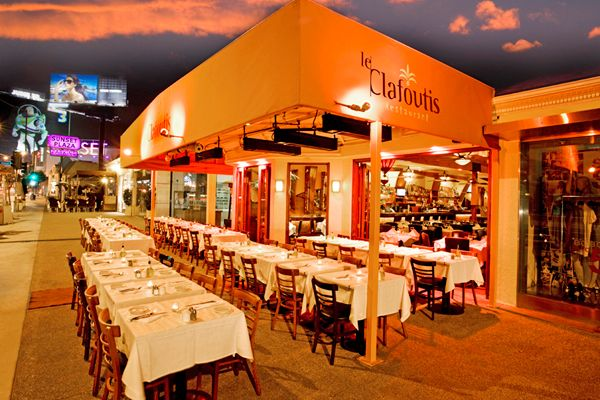 Where To Eat Outside In Los Angeles Restaurants With Patios