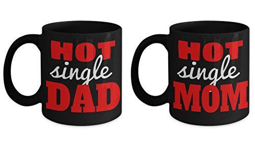 Mom Dad Mug Set Wedding Gift For Dad Hot Mom Coffee Mug Gift