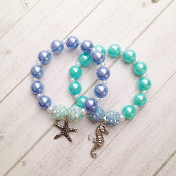 Beads in fondo al mar