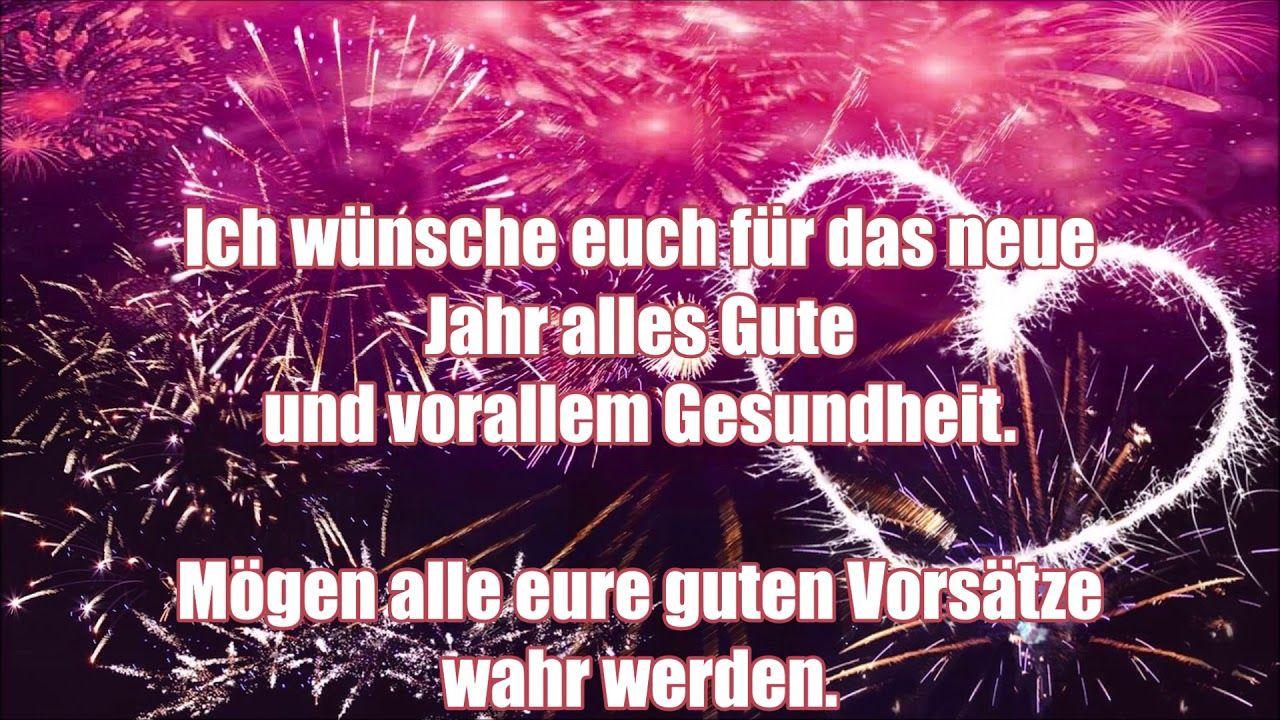 Frohes Neues Jahr 2019 Gruss Grusse Neujahrswunsche Fur Whatsapp Youtube Neujahrswunsche Neujahr Neujahrswunsche Spruche