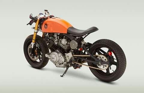 yamaha xv920 by classified moto
