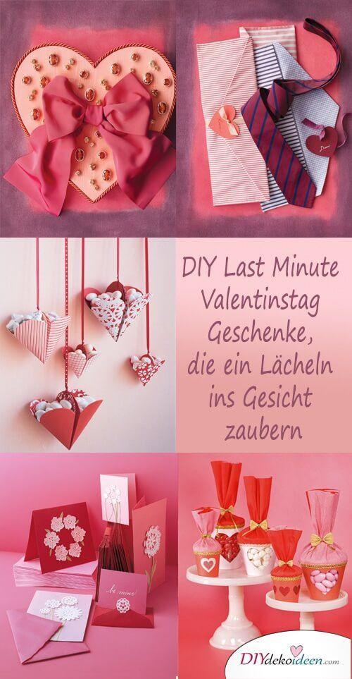 Geschenke zum valentinstag last minute