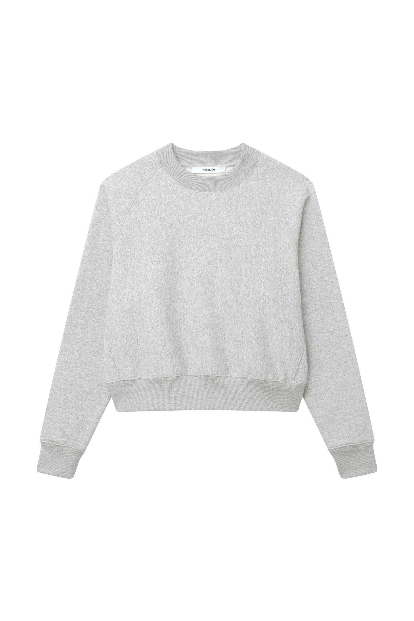 Thakoon Crewneck Sweatshirt Crew Neck Sweatshirt Sweatshirts Chunky Turtleneck Sweater [ 2160 x 1440 Pixel ]