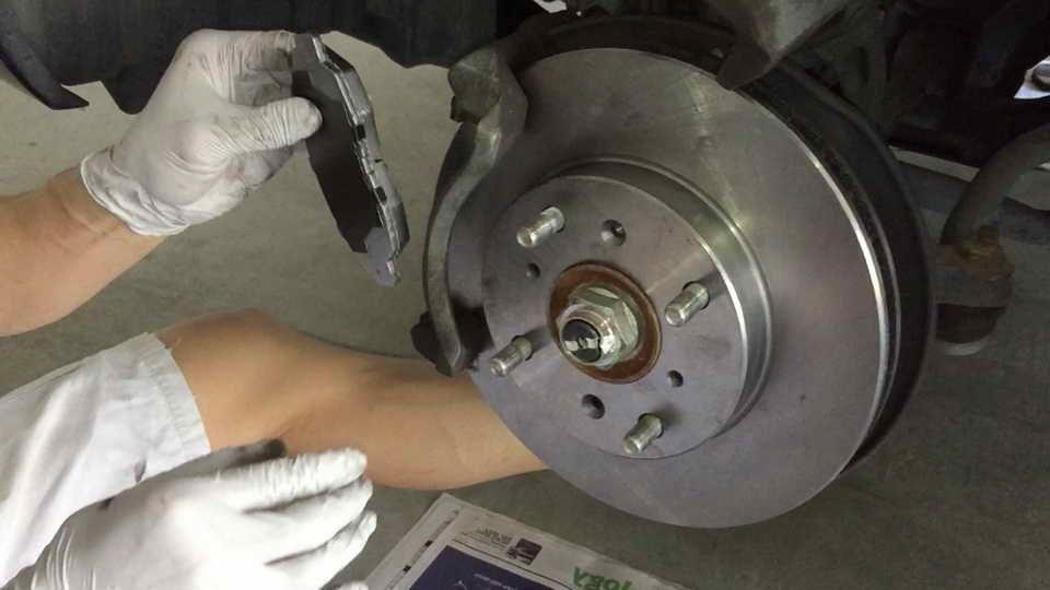 Honda Accord Brake Rotors