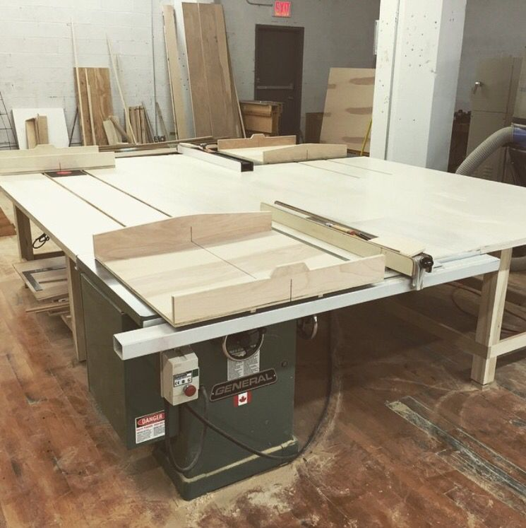This the kind of table saw set up we need in #CHARTS. Itu0027s is a 10x10 foot table with two table saws on opposing corners. & This the kind of table saw set up we need in #CHARTS. Itu0027s is a ...