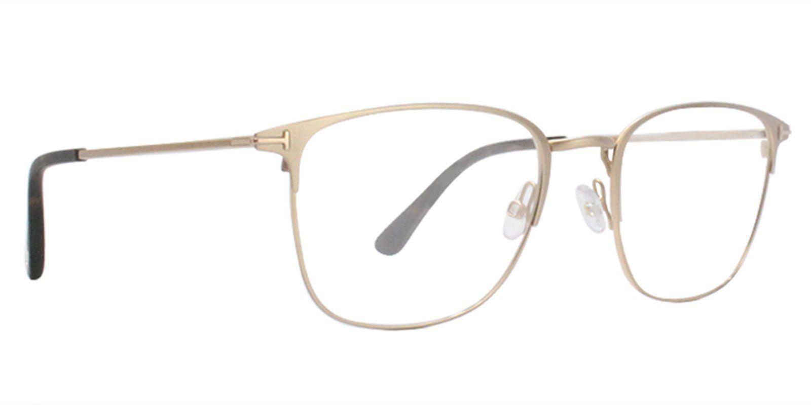 ffe76aca3ba Tom Ford - FT5453 Rose Gold-eyeglasses-Designer Eyes
