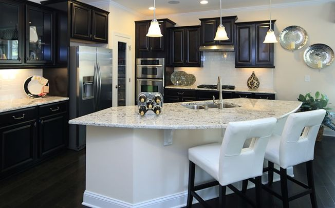 Northampton By Standard Pacific Homes Kitchen In One Of Our Model