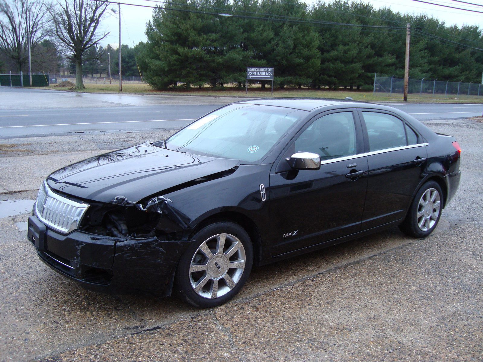 2008 Lincoln MKZ/Zephyr MKZ ONLY 77k Salvage Rebuildable