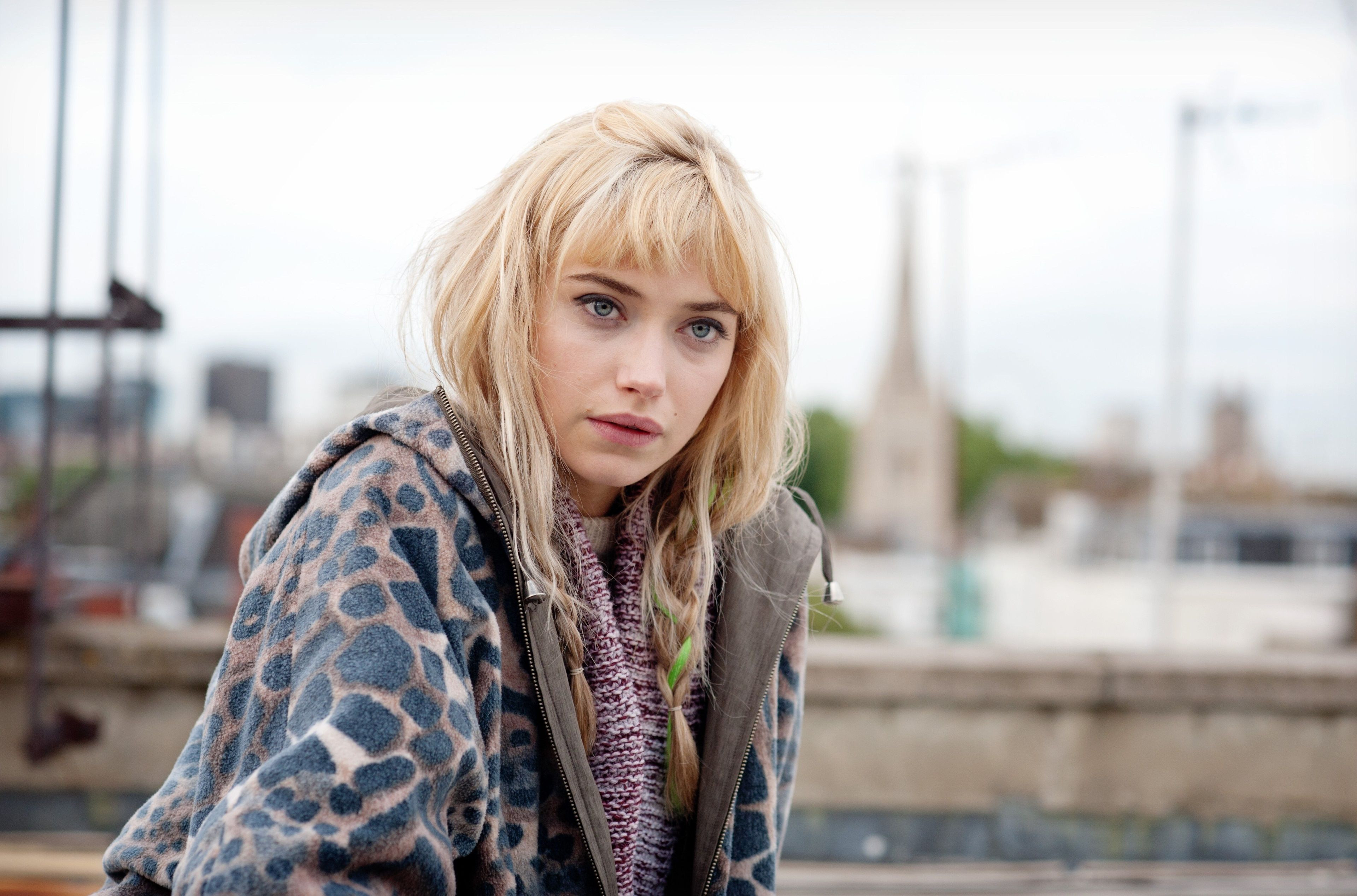 Imogen Poots Takes on Our Favourite Fall Looks Imogen Poots Takes on Our Favourite Fall Looks new pics