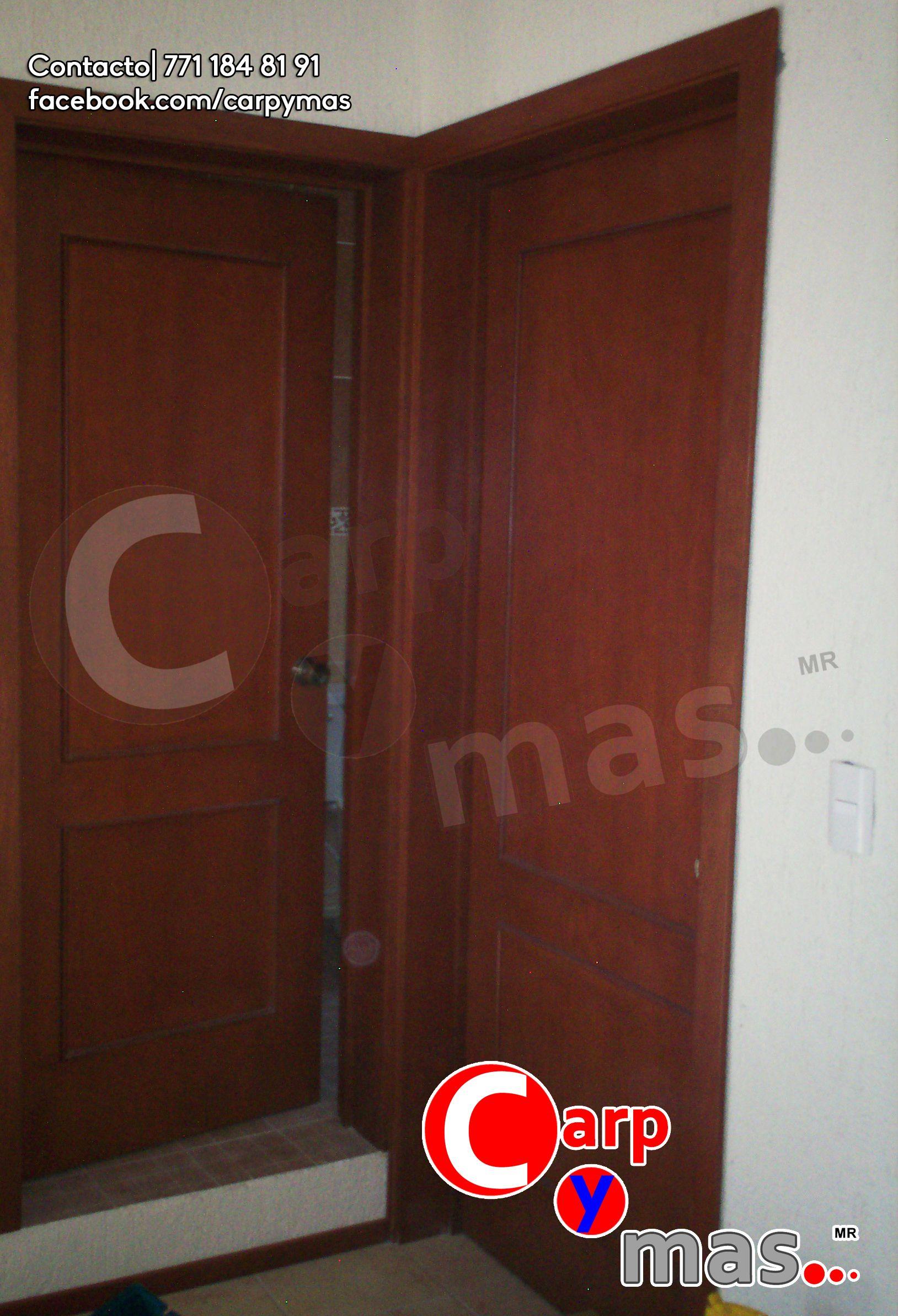 Puerta tambor #calidad #Carpymas | Puertas de Interior | Pinterest ...